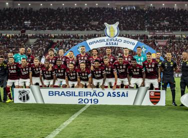 Flamengo x Ceará - Campeonato Brasileiro 2019 - 27-11-2019