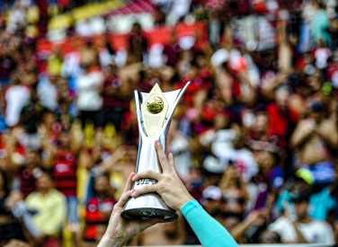 Flamengo x Palmeiras - Campeonato Brasileiro Sub-20 - 01-12-2019