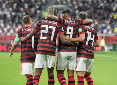 Flamengo X Al-Hilal - Mundial FIFA  17-12-2019