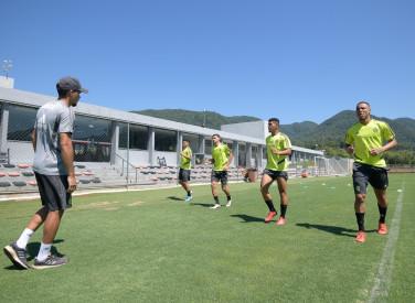 Treino CT Flamengo -07-01-2020