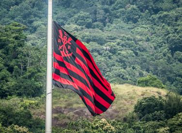 Treino CT Flamengo - 10-01-2020