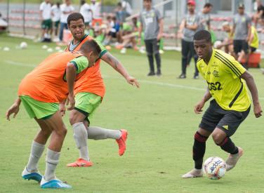 Jogo-treino - Flamengo X Boavista - 12-01-2020
