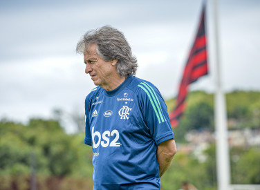 Treino CT Flamengo - 24-01-2020