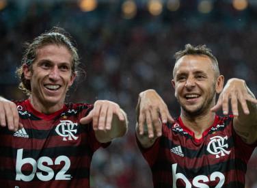 Flamengo X Fluminense - semifinal da Taça Guanabara - 12-02-2020