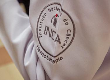 Olivinha e Gustavo de Conti, visitam o INCA - 19-02-2020