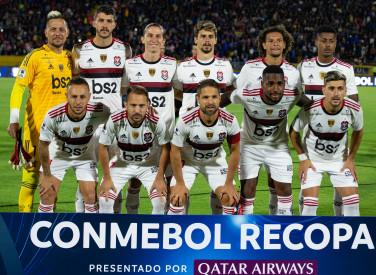 Flamengo x Independiente del Valle - Recopa - Jogo 1 - 19-02-2020
