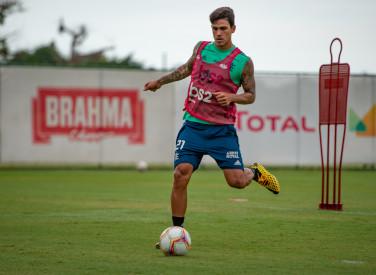 Treino CT Flamengo - 21-02-2020