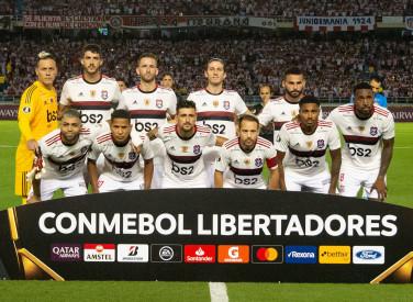Flamengo X JR Barranquilla - Conmebol Libertadores - 04-03-2020