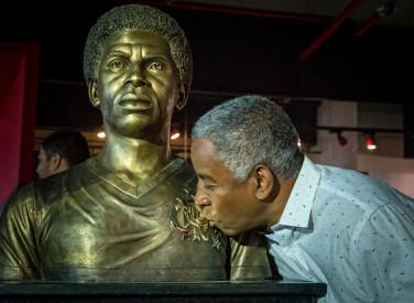 Inauguração do Busto do Andrade - 06-03-2020