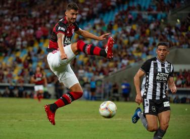 Flamengo x Botafogo - Taça Rio Campeonato Carioca - 07-03-2020