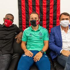 Alexandre Vidal & Marcelo Cortes / CRF