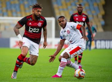 Flamengo X Bangu - Taça Rio - 18-06-2020