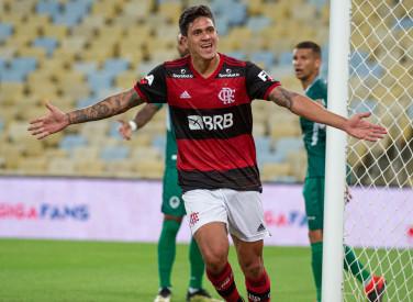 Flamengo X Boa Vista -Taça Rio - 01-07-2020