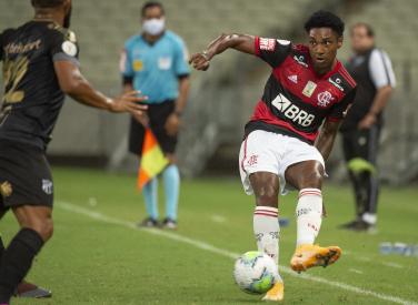 Flamengo x Ceará - Campeonato Brasileiro - 13-09-2020