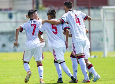 Flamengo x Portuguesa - Sub20 - Taca Guanabara - 16-09-2020
