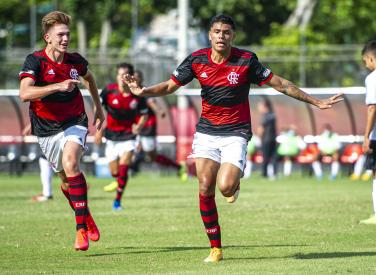 Flamengo x Resende - Sub20 -Taca Guanabara - 26-09-2020