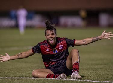 Flamengo x Gremio - Campeonato Brasileiro Feminino - 28-09-2020