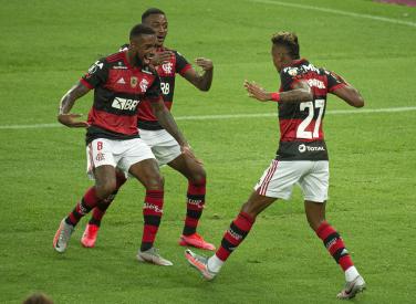 Flamengo x Independiente del Valle   - Conmebol Libertadores - 30-09-2020