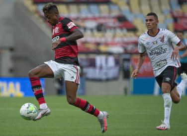 Flamengo X Athetico PR _ Campeonato Brasileiro - 03-10-2020