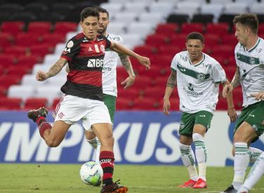 Flamengo x Goiás - Campeonato Brasileiro - 13-10-2020