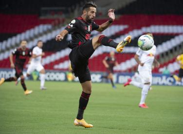 Flamengo x Bragantino - Campeonato Brasileiro - 15-10-2020