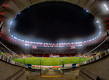 Flamengo x JR Baranquilla - Conmebol Libertadores - 21-10-2020