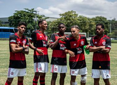 Flamengo x Macaé - Taça Rio Sub20 - 08-11-2020