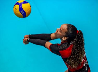 Flamengo x Praia Clube - Superliga Feminina de Volei 2020-2021 - 22-12-2020