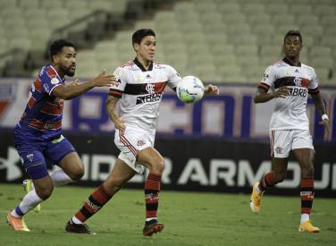 Flamengo X Fortaleza - Campeonato Brasileiro - 26-12-2020