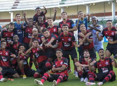 Flamengo x Fluminense - Campeonato Brasileiro Sub20 - 04-01-2021