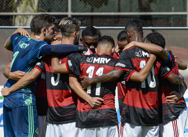 Flamengo x Athletico-PR - Campeonato Brasileiro Sub20 - 07-01-2021