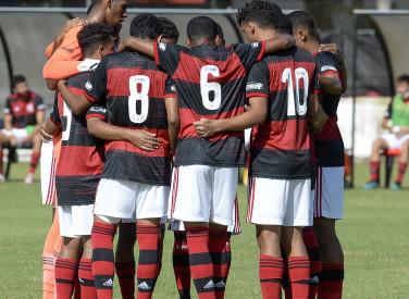 Flamengo x Sport - Copa do Brasil Sub17 - 10-01-2021