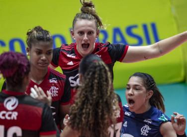 Flamengo x Pimheiros - SuperLiga Feminina 2020-2021 - 15-01-2021