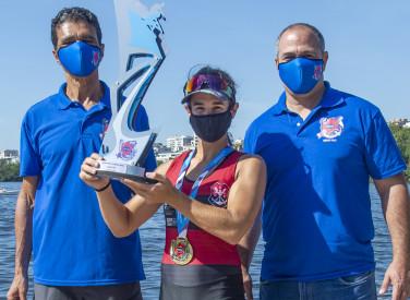 Segunda Regata do Campeonato Estadual de Remo - 27-06-2021