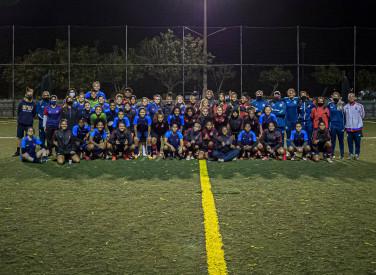 Flamengo x CFZ_Amistoso Sub18_Centro de Futebol Zico_30-06-2021