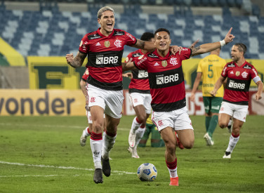 Flamengo X Cuiabá - Campeonato Brasileiro - 01-07-2021