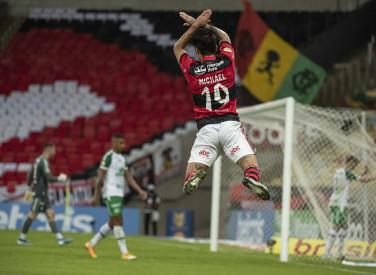 Flamengo x Chapecoense - Campeonato Brasileiro - 11-07-2021
