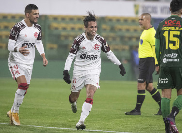 Flamengo x Defensa y Justicia - Copa Libertadores - Oitavas de Final - Jogo 1 - 14-07-2021