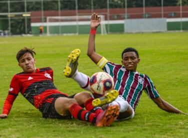 Flamengo x Fluminense - Copa Rio Sub17 - 17-07-2021