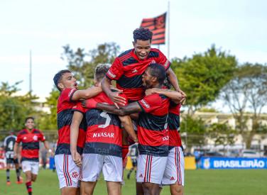 Flamengo x Botafogo - Campeonato Brasileiro Sub20 - 19-07-2021