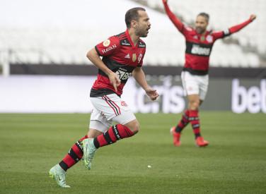 Flamengo x Corinthians - Campeonato Brasileiro - 01-08-2021