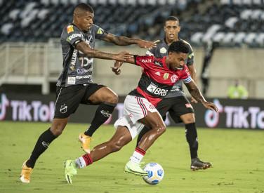 Flamengo X ABC - Copa do Brasil - Natal - RN - 05-08-2021