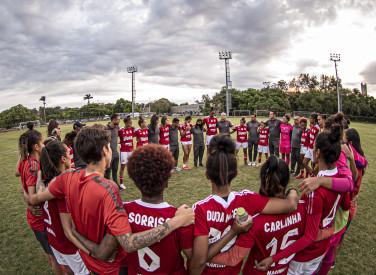 Flamengo X Duque De Caxias_Campeonato Carioca Feminino_CEFAN_02-10-2021