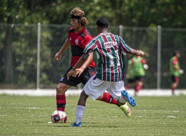 Flamengo X Fluminense_Campeonato Carioca Sub 15_Vale Das Laranjeiras_02-10-2021