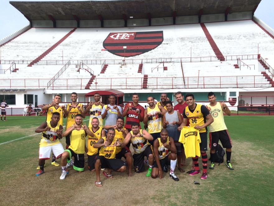 Divulgação/ Flamengo