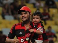 0f8d5fbad6d29 Flamengo x Fluminense - 05 04 2015 - Flamengo
