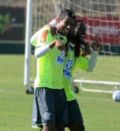 Treino futebol profissional, em Itu - 01/07/10