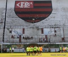 Treino futebol profissional, na Gávea (20.07)