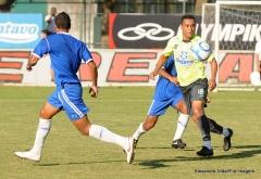 Jogo-treino contra o Artsul - futebol profissional (22.07)