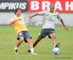 Treino futebol profissional, na Gávea (28.07)